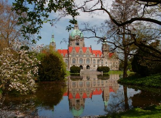 Rathaus Hannover (photo: https://www.flickr.com/photos/trombone65)