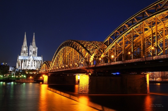 Köln (photo: flickr.com/photos/lukema)