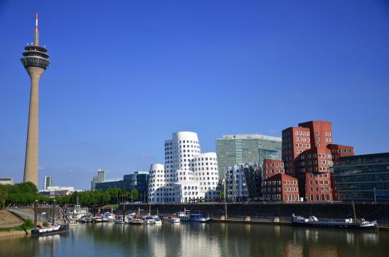 Medienhafen Düsseldorf (photo: https://www.flickr.com/photos/keremtapani)
